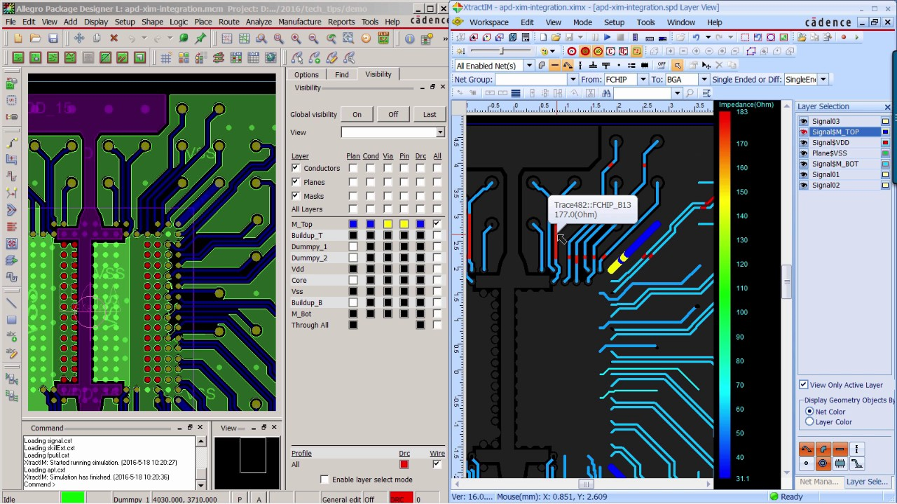 Sigrity 技術好幫手: IC封裝電路設計師如何發現和解決電路問題 - YouTube