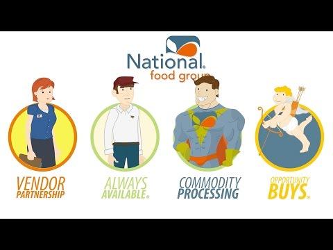 National Food Group – Your Innovative Food Service Distributor