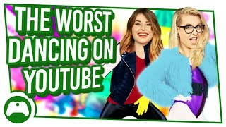 Worst YouTube Dancing Ever?? Xbox On FUNNY MOMENTS