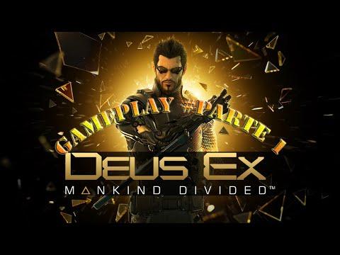 Deus Ex Mankind Divided™ GamePlay ITA Parte 1
