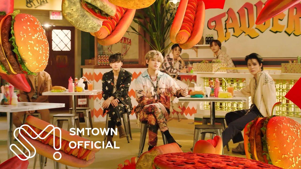 NCT DREAM 엔시티 드림 '맛 (Hot Sauce) (Hitchhiker Remix)' MV Teaser
