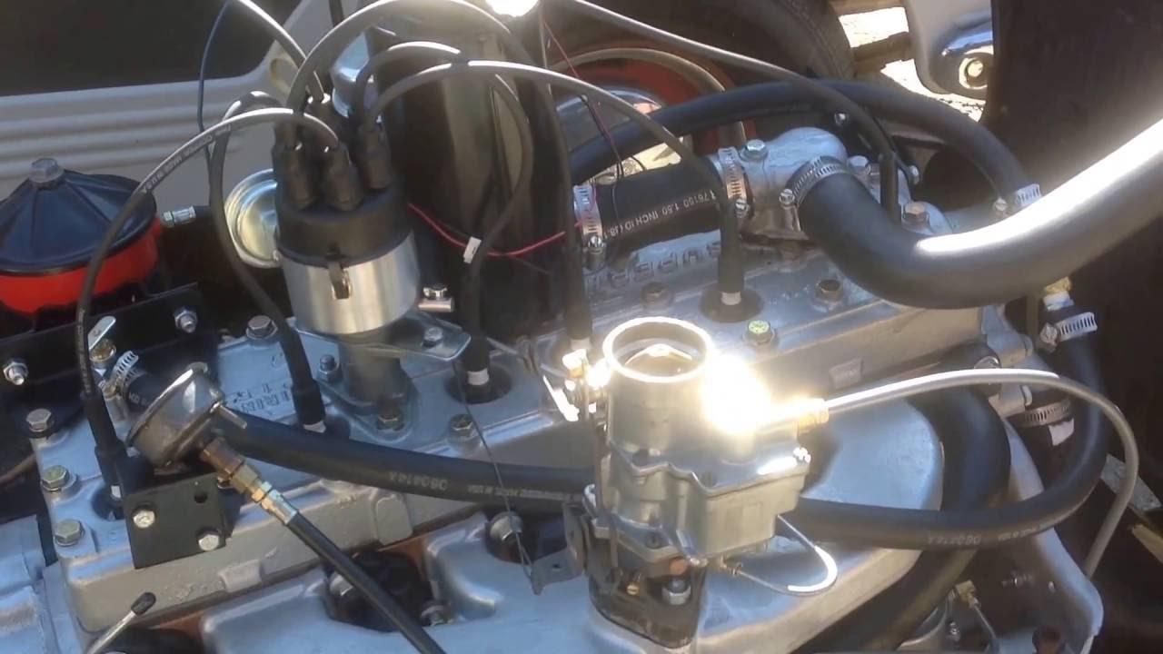 Willys America Fc 170 L 6 226 Engine Rebuild