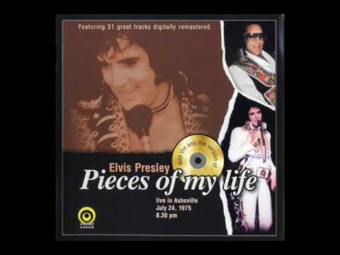 Elvis Presley-Pieces Of My Life-07-24-1975-8:30PM-Asheville, NC complete