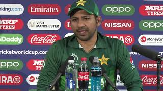 Sarfaraz Ahmed Speaks About India v Pakistan Rivalry