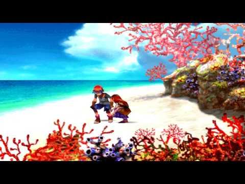 Chrono Cross Final Boss Lavos (Time Devourer) GOOD ENDING