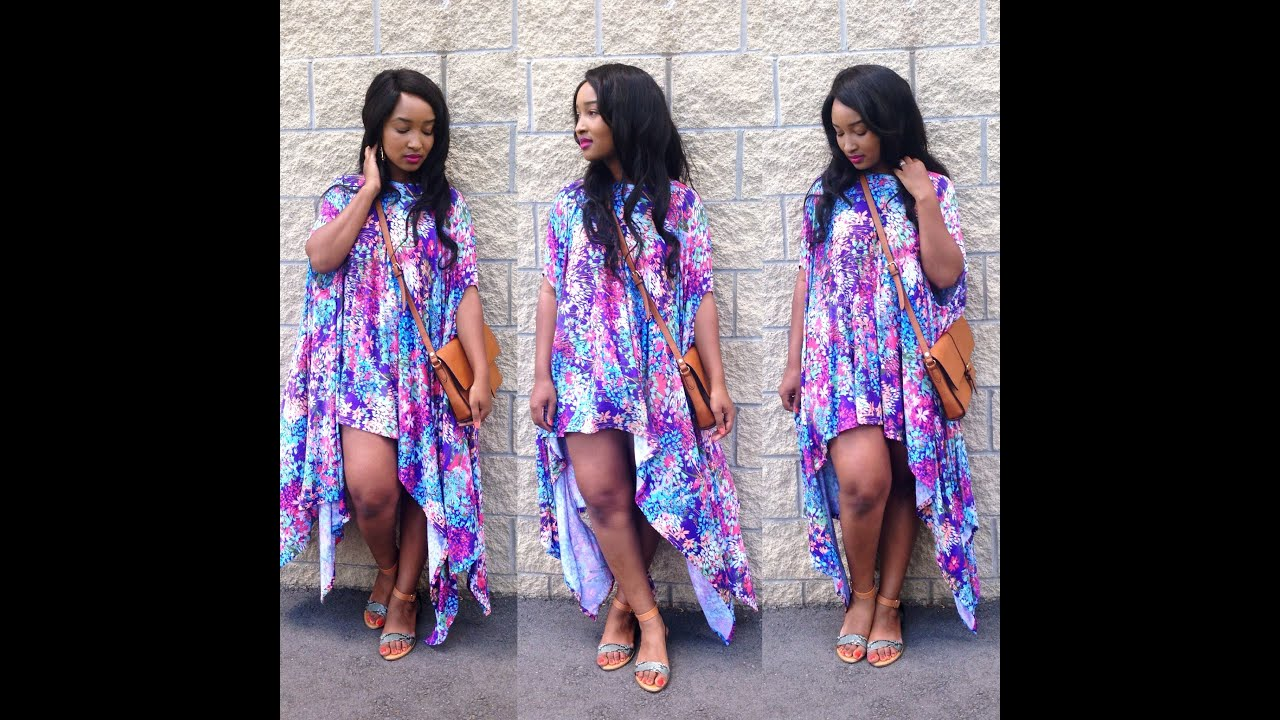 Diy oversized tunic dress easy youtube for Is a tunic a dress or a shirt