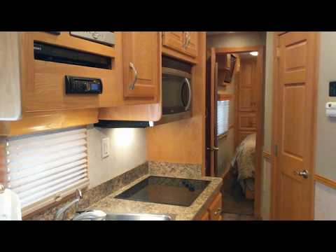 Repeat Interior Walk Threw of 2009 Volvo D16 Showhauler For Sale