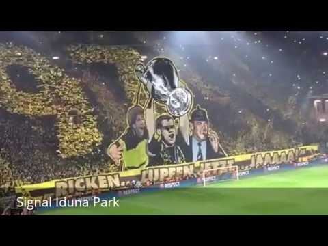 Places to see in ( Dortmund - Germany ) Signal Iduna Park