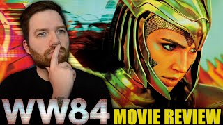 Wonder Woman 1984 - Movie Review