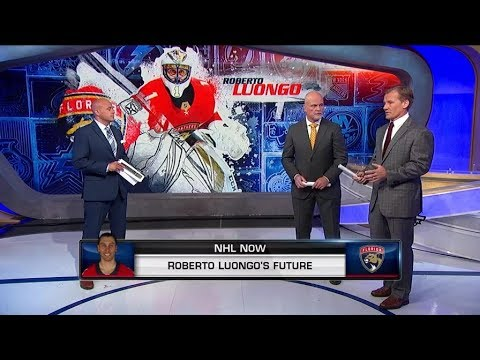 Nhl Now Roberto Luongo Future Speculating On Future Of Roberto
