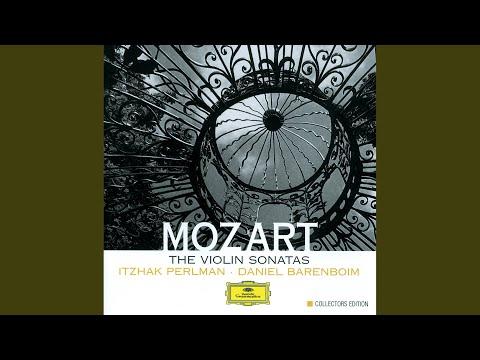 Mozart: Sonata For Piano And Violin In G, K.301 - 1. Allegro con spirito