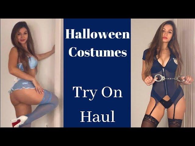 Halloween Costume Ideas - Part 12 - Try On Haul