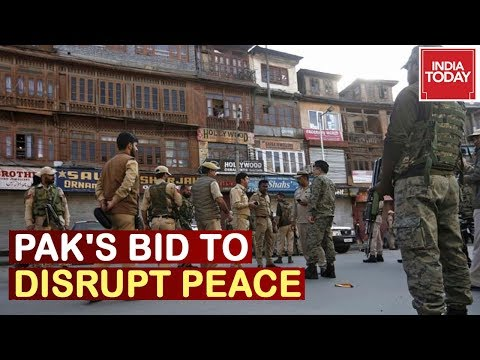 Kashmir Terror Attack : Pakistan's Bid Disrupt Peace In Valley After 3 Civilains Gunned Down