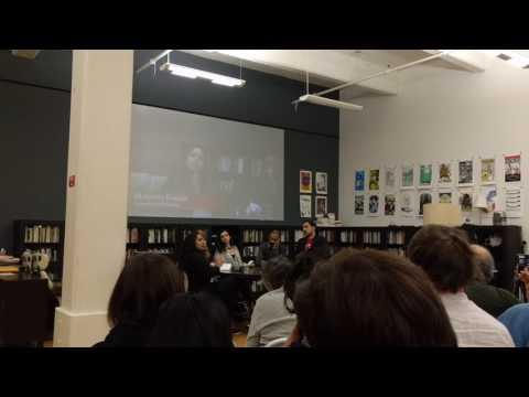 Mehreen Kasana on Islamophobia at Verso Books Panel on Muslim Ban