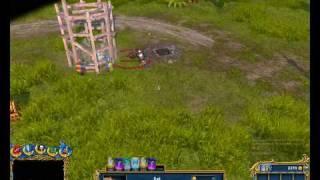 Majesty 2 - The Fantasy Kingdom Sim Gameplay Movie #1