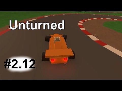 Unturned с jago #2.12 Трасса для F1 (Washington)