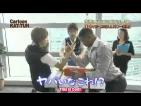 KAT-TUN and Will Smith (English Subs)