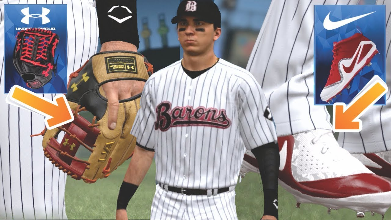 ccc73214baa BUYING ALL DIAMOND EQUIPMENT BEFORE DEBUT! MLB The Show 18 Road To The Show