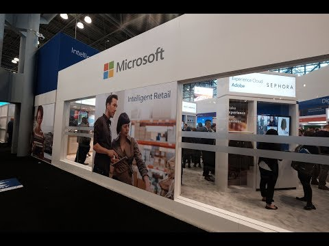 Microsoft helps retailers solve problems they didn't even know they had