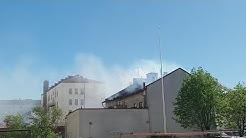 Tulipalo Kajaani