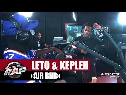Youtube: [EXCLU] Leto feat. Kepler«Air Bnb» #PlanèteRap