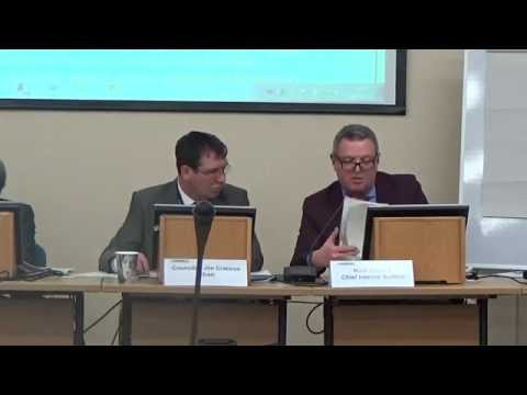 Audit and Risk Management Committee 18th March 2015 Part 1 of 2