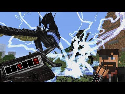 Let's Learn Minecraft AVP - Wrist Bracer Detonation Tutorial