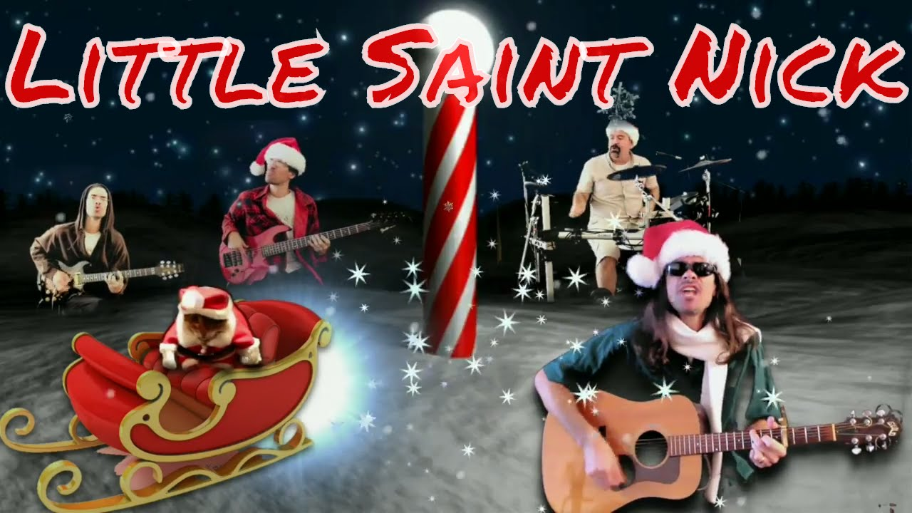 little saint nick beach boys christmas cover with lyrics cc - Beach Boys Christmas