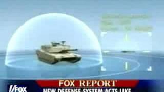 Israeli Military Forcefield