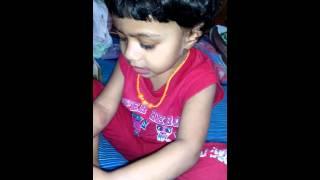 Safar ki dua by my 2yr daughter zunaira