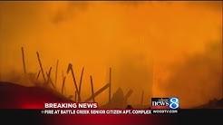 Fire at BC senior citizen apt. complex