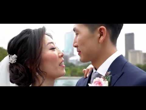 Isaac & Christine Wedding Highlights