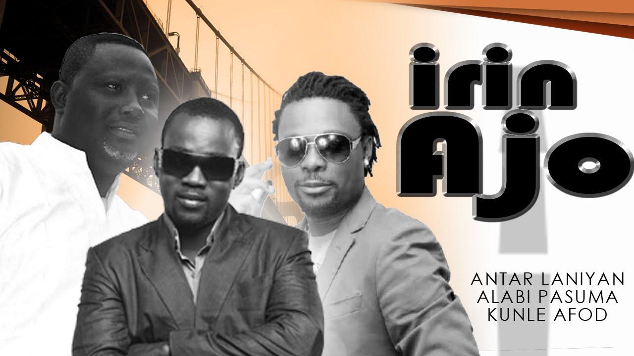 Download Irin Ajo - Yoruba 2015 Latest Movie.