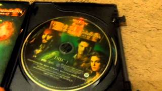 Pirates Of The Caribbean Movie Collection DVD Review