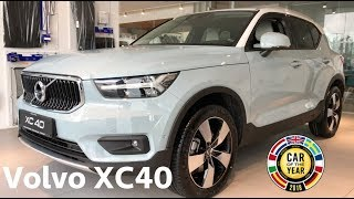 New Volvo XC40 2018 in depth review in 4K - first look!