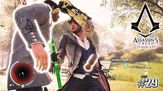 Assassin's Creed Синдикат прохождение НЕПРИЯТНАЯ ТАЙНА (29 серия)