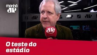 Augusto: Por que os adversários de Moro não tentam o teste do estádio?
