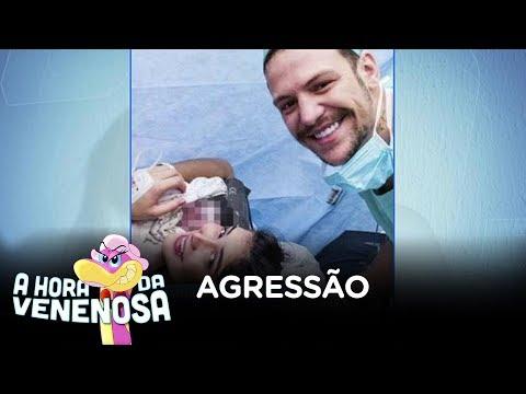 Atriz Letícia Almeida revela ter sido agredida pelos sogros e o ex