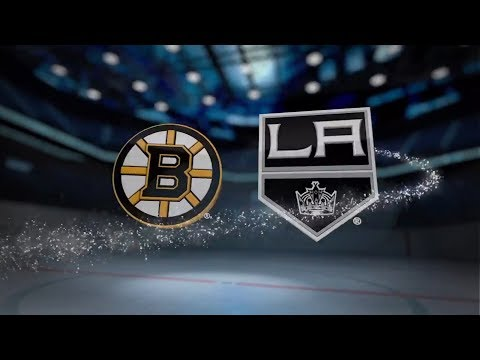 Boston Bruins vs Los Angeles Kings - November 16, 2017 | Game Highlights | NHL 2017/18  Обзор