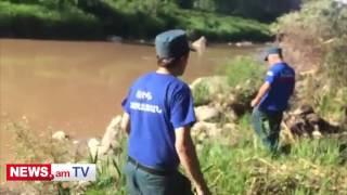 Ալավերդիում փրկարարները որոնում են Դեբեդ գետն ընկած կնոջը