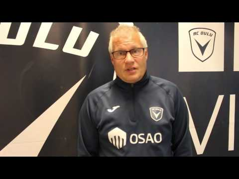 ACOTV Rönkän jälkipelit: AC Oulu - FC Jazz 10.9.2016