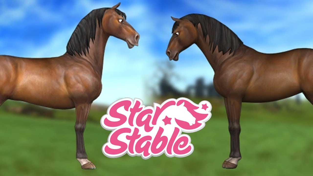 NEW LOOK FOR STARTER HORSE Star Stable Online YouTube - Before and after achorse stable