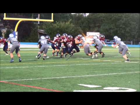 SUNY Maritime Football Homecoming Hype Video 2015