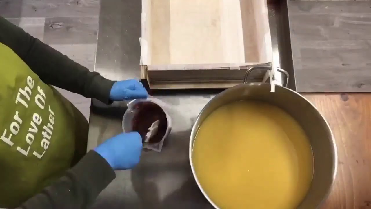 Behind the Scenes of Be Blessed: Making Angel's Kiss Natural Cold Process Soap