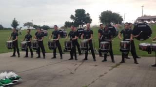 Cavaliers 2015 Drumline Mvt 2