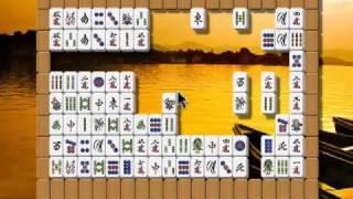 Solution: Mystic Worldz Level 30, mahjongg type puzzle game