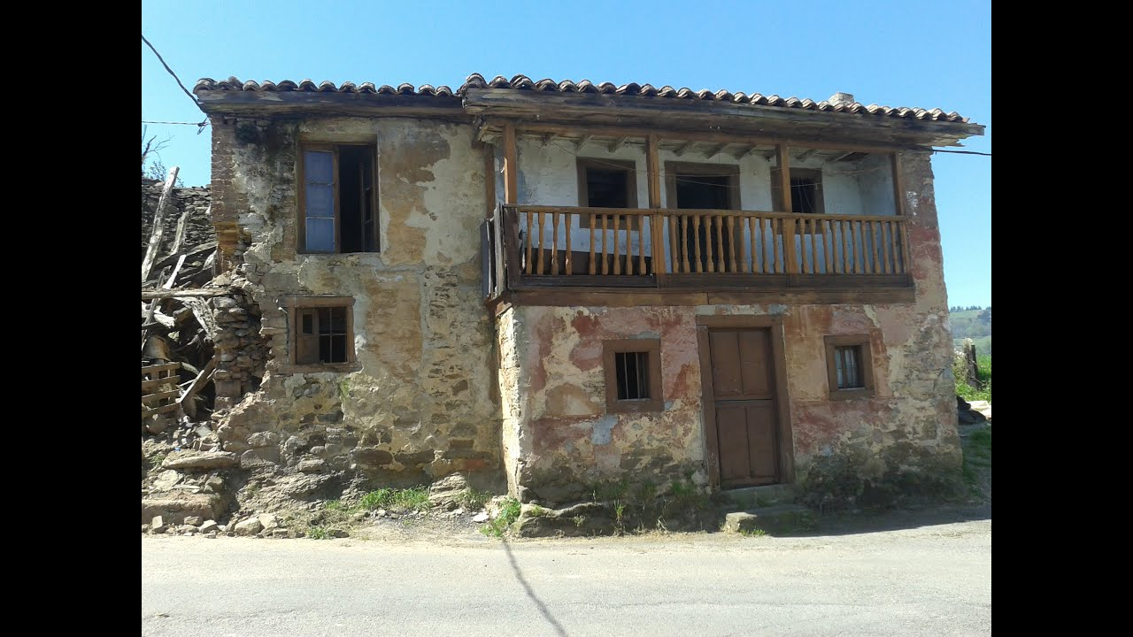 Se vende casa para rehabilitar youtube - Restauracion de casas antiguas ...