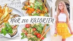 Rezepte unter 200 Kalorien I sättigend, gesund, lecker I Diät, gesund abnehmen
