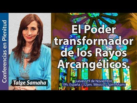 El Poder de los rayos Arcangélicos   Talge Samaha