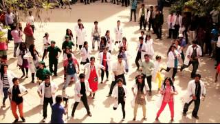 ICC WORLD TWENTY 20 Bangladesh 2014 - Flash Mob Enam Medical College